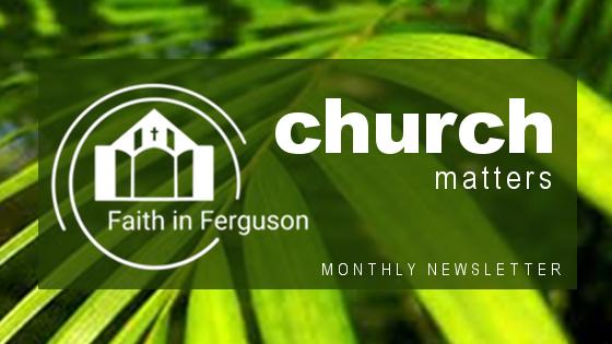 Church Matters Newletter
