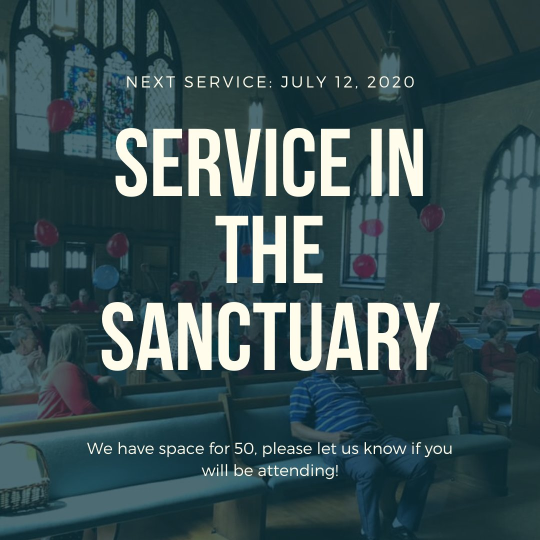 Service in the Sanctuary
